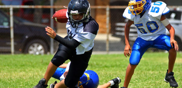 Overuse Injuries in Teen Athletes