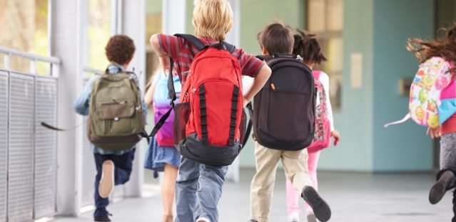 How To Ease Backpack Back Strain For Kids