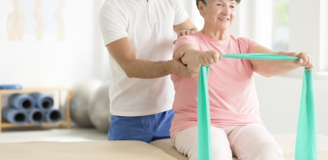 How Physical Therapy Helps After Stroke