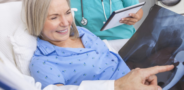 Physical Therapy for Hip Replacement