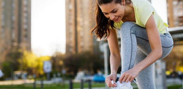 How To Start Up and Stick To An Exercise Program
