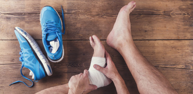 Physical Therapy For Ankle Injuries
