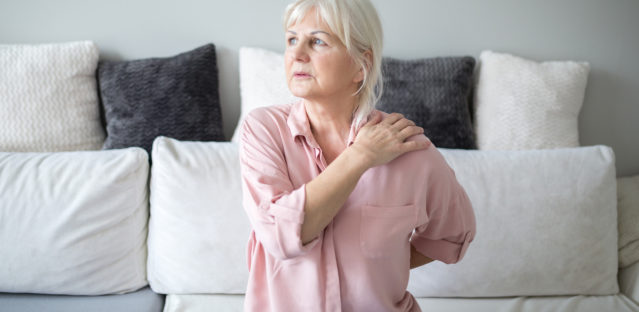Two Common Reasons You May Have Shoulder Pain