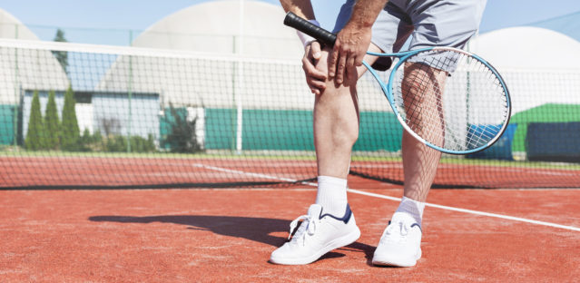 Chronic Knee Pain: What To Do About It